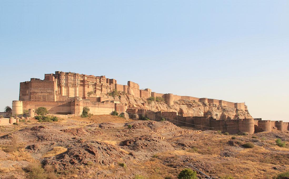 Meharan Garh Fort
