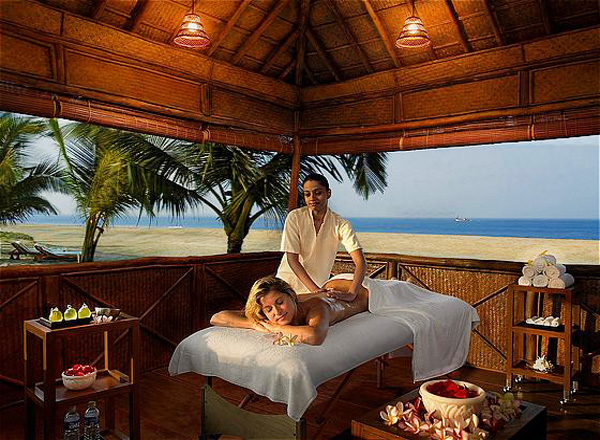 Spa Resorts in Leela Goa