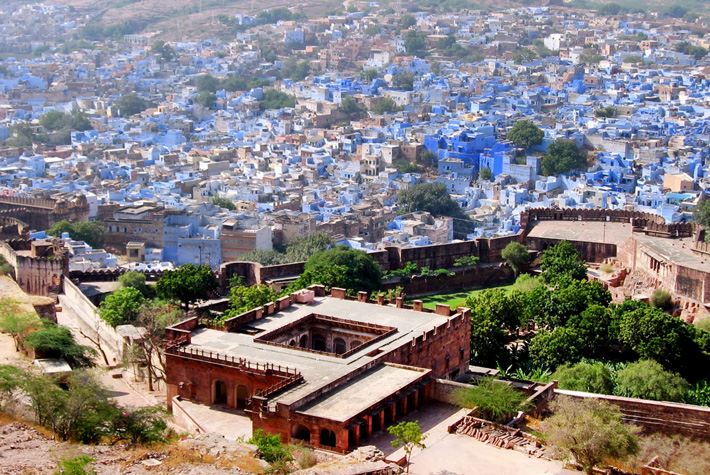 Blue City is Jodhpur