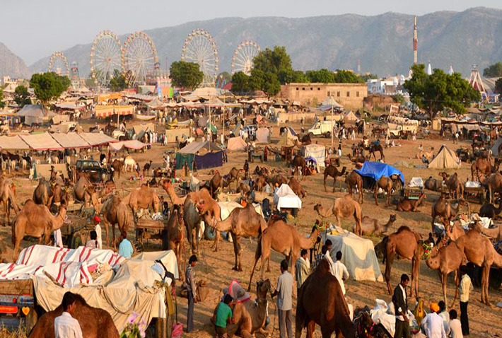 Pushkar Fair of Ajmer