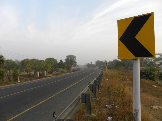 Chennai to Pondicherry along the East Coast Road