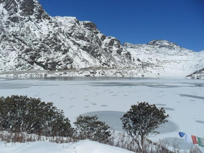 Gangtok to Lake Tsomgo and Nathu-La Pass