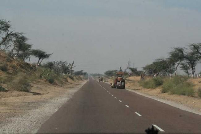 Jaipur to Jaisalmer