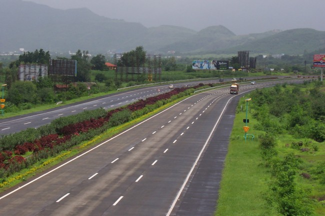 Mumbai to Pune Expressway