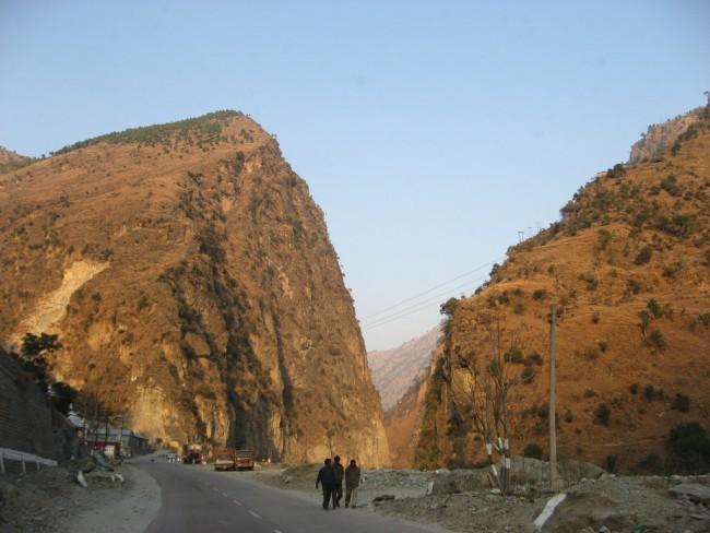 Shimla to Manali via Mandi