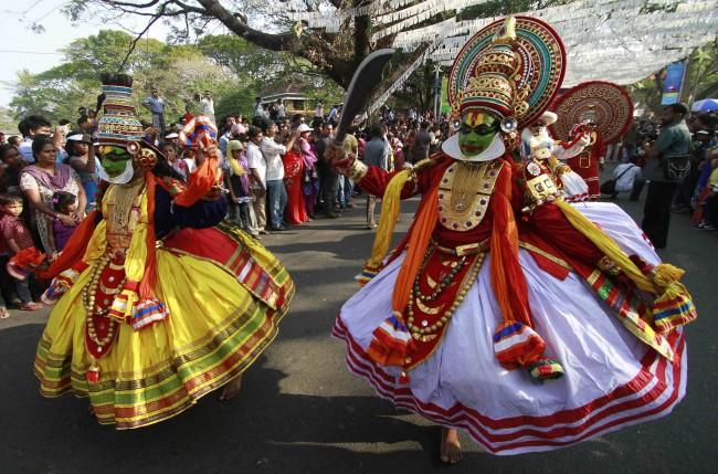 Cochin (Kochi) Carnival