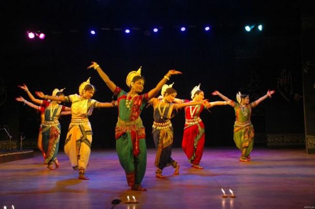 International Odissi Dance Festival